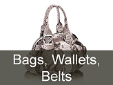 BAGS, WALLETS, BELTS